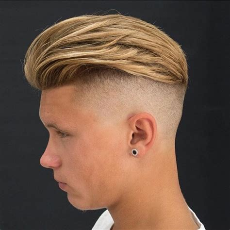 view from back of pompadour hair style 60 effortless slicked back undercut be trendy in 2018