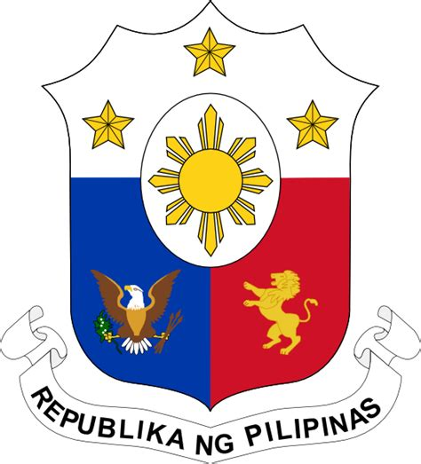Pnb Bank Letterhead Coat Of Arms Of The Philippines Clip At Clker Vector Clip Royalty Free