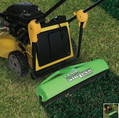 lawn care gadgets diy yard roller diy do it your self