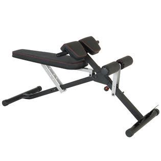 hyperextension multi bench ironman x class multi workout abdominal hyper back
