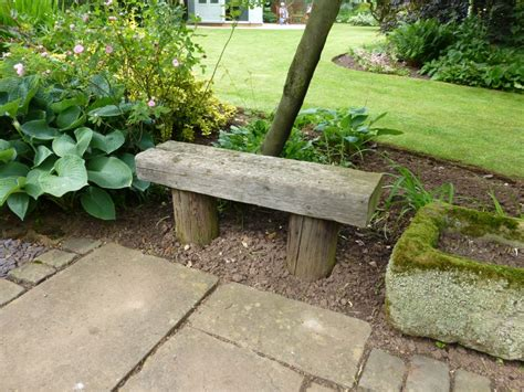 railway sleeper benches benches seats chairs from railway sleepers