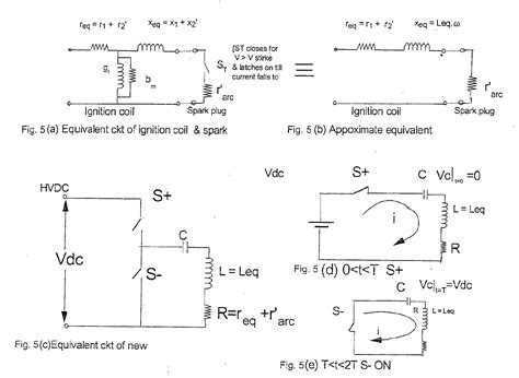 capacitor discharge ignition system description patent ep1298320a2 capacitor discharge ignition cdi system patents