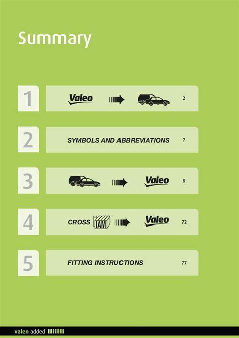 All New Yaris Wiper Aksesoris Mobil Valeo 2 Pcs 14 24 European Valeo Wiper Blade Catalogue 2016 2017 953268