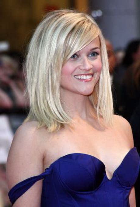 reese witherspoon angled bob hairstyles for women in their 30s