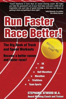 run faster from the 5k to the marathon how to be your own best coach ebook run faster race better for 5k 10k half marathon