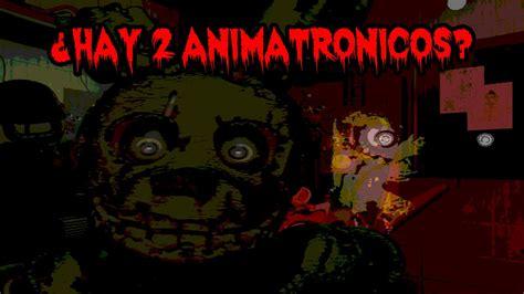 imagenes extrañas de fnaf 3 191 hay otro animatronico en five nights at freddy s 3