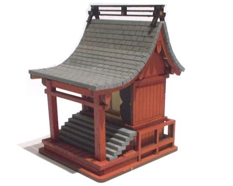 Kaos Japan Gate 2 Nm3wr tmp 28mm japanese buildings now available from blotz