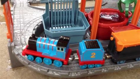 Whiff Die Cast And Friends and friends sodar iron work set color changer take and play die cast