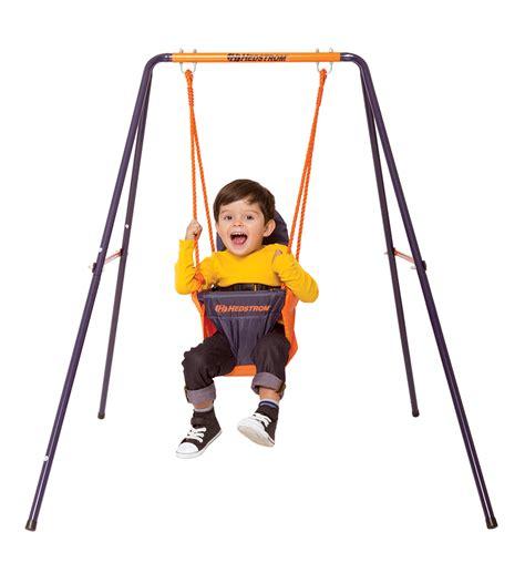 hedstrom folding toddler swing hedstrom mv sports leisure ltd
