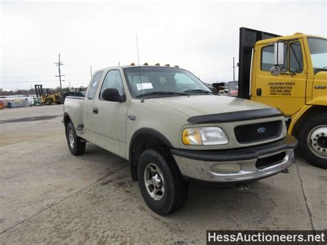 2003 ford truck f150 1 2 ton p u 2wd 4 2l fi ohv 6cyl used 1997 ford f150 xlt 4wd 1 2 ton pickup truck for sale in pa 23325