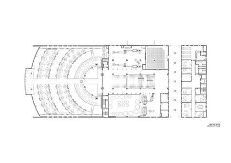 winery floor plans gallery of vinero winery and hotel cm mimarlik 29