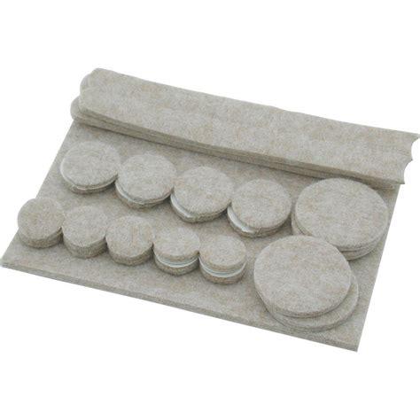 everbilt assorted heavy duty self adhesive felt pads 27