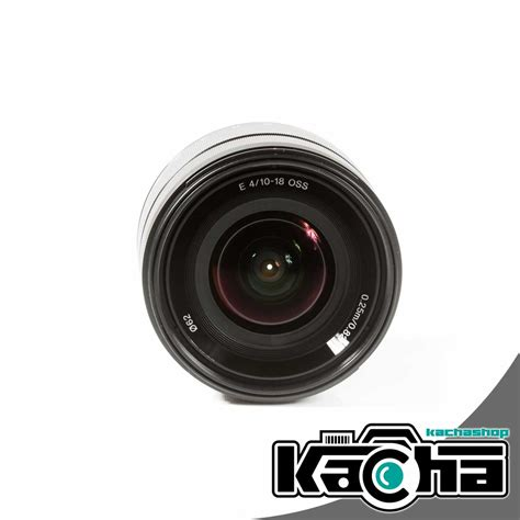 Sony E 10 18mm F4 Oss Resmi Pt Sony Indonesia sale sony alpha 10 18mm f 4 oss nex e mount wide angle zoom lens f4 sel1018 ebay