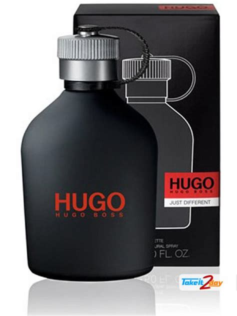 Parfum Hugo Just Different hugo just different perfume 100 ml hgjd01