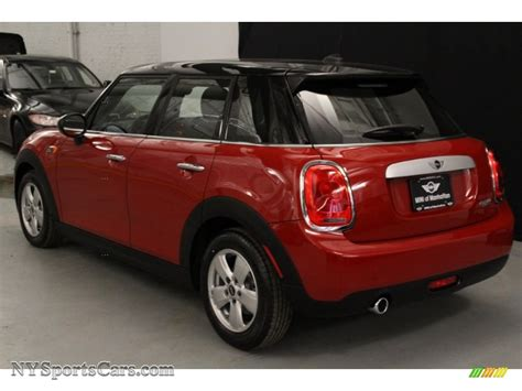 Mini Cooper 4 Door For Sale by 2015 Mini Cooper Hardtop 4 Door In Blazing Metallic