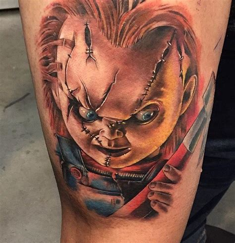 bride of chucky tattoo 25 best ideas about chucky on