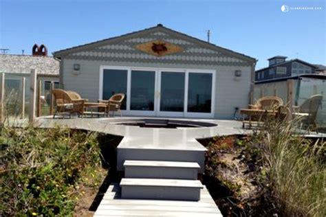 Cabins Newport Oregon oceanfront cabin rental in newport oregon
