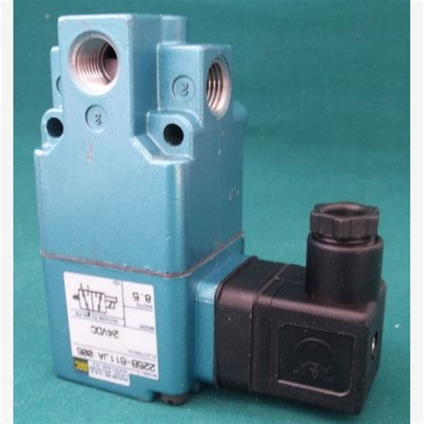 Mac Valve 225b Series mac valves 225b 611ja 005