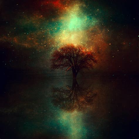 magical tree ii by baxiaart on deviantart