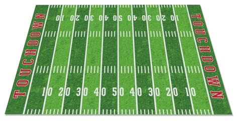 football field rug contemporary kids rugs by kidcarpet
