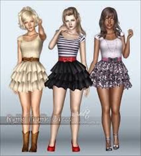 sims 3 teen beach movie outfits 17 best images about teen sims female on pinterest