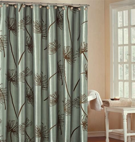 Fabric Shower Curtains With Valance Curtain Designer Fabric Curtain Menzilperde Net