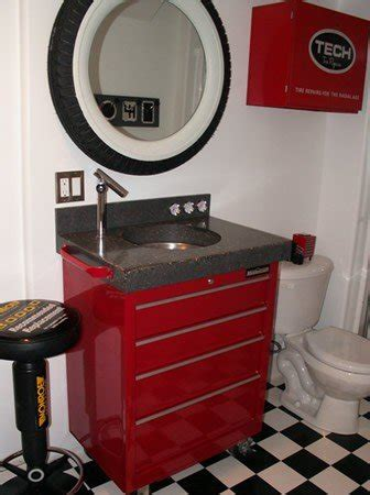 garage bathroom ideas cave bathroom gentlemint