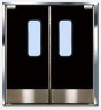 commercial kitchen swinging doors paylon swinging doors