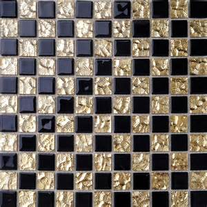 Cheap Kitchen Backsplash Tiles 31 Black And Gold Bathroom Tiles Ideas And Pictures
