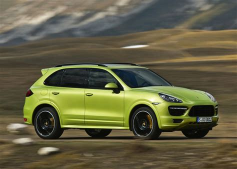 Porsche Cayenne 2012 by 2012 Porsche Cayenne Gts Revealed Ahead Of Beijing Debut