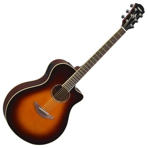 Yamaha Apx600 yamaha apx600 electro acoustic violin sunburst en