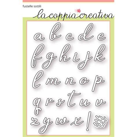lettere alfabeto in corsivo minuscolo alfabeto corsivo archives la coppia creativa