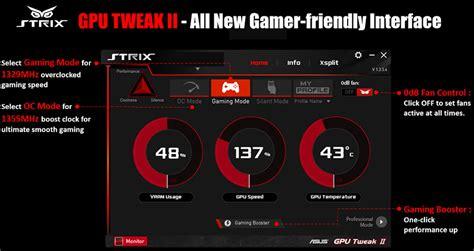 nvidia gpu fan nvidia geforce gtx 950 2gb card review asus strix