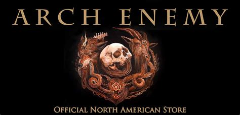 the will to power arch enemy t shirts and arch enemy merchandise