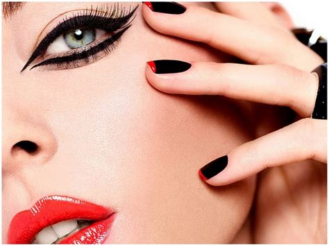 Eyeliner Make by Trucco Pin Up Tutorial E Consigli Della Make Up Artist