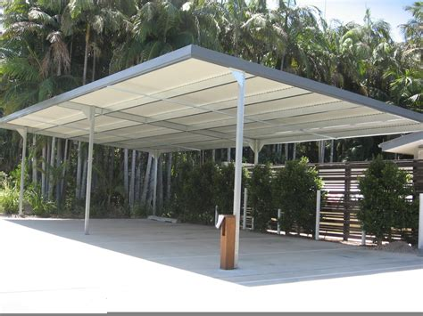 shed roof carport