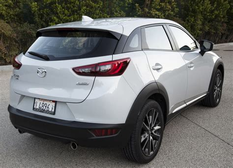 2016 mazda lineup all new cx 3 brings a small crossover to the mazda us