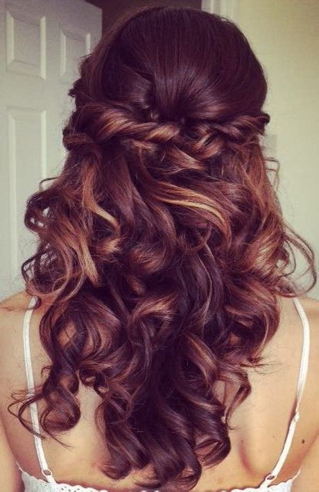 hair styles prom hairstyles down 2016