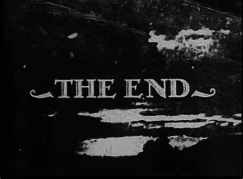 The 1 2 End By Rikachi the end gif on