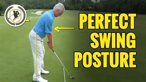 posture in golf swing tips for perfect golf swing setup and posture youtube