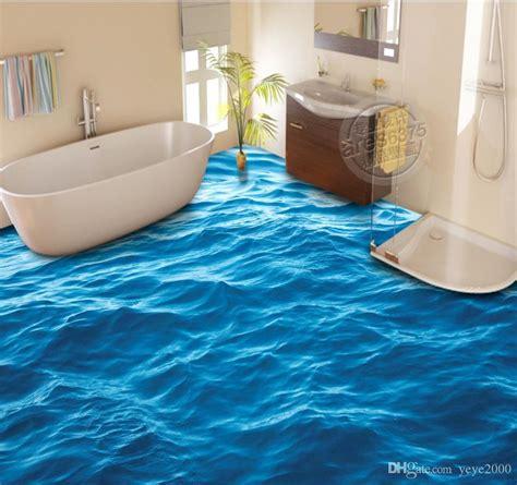 pvc flooring waterproof  floor surface water surface