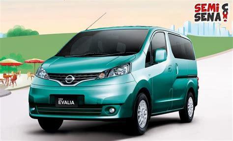 Tv Mobil Nissan Evalia harga nissan evalia review spesifikasi gambar april 2018 semisena
