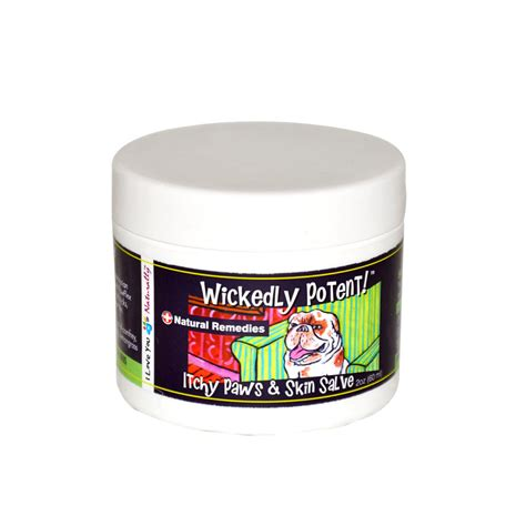itchy paws itchy paws and skin salve bounceback botanicals