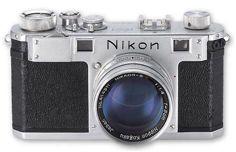 nikon rangefinder camera models