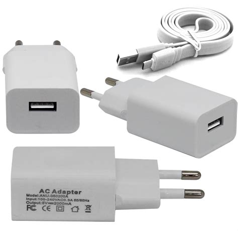 Usb Charger Lenovo lenovo 2 pin travel power adapter usb charger