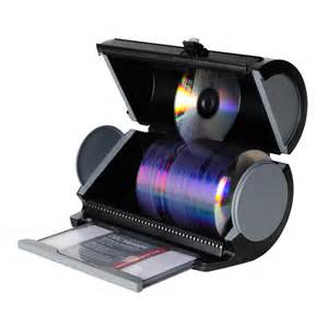 Electronic Dvd Storage Portable 80 Disc Manager Storage Bluray Cd Dvd Holder