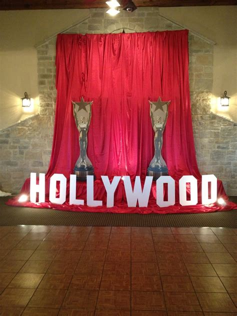 themes hollywood hot red hot party theme hollywood theme deco 30th bday