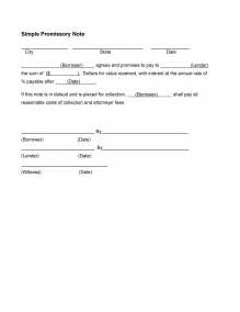note payable template 45 free promissory note templates forms word pdf