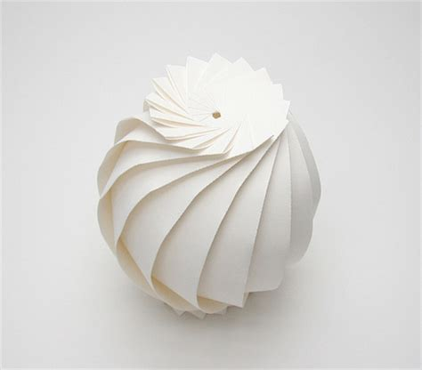 3d Origami Sculptures - 3d origami