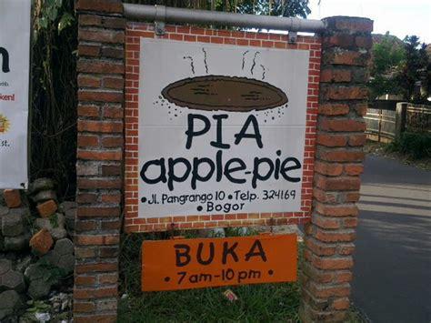 apple pie bogor apple pie bogor